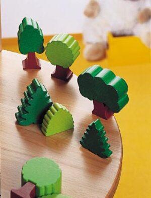 HABA Sortiment Bäume ** Haba;1334