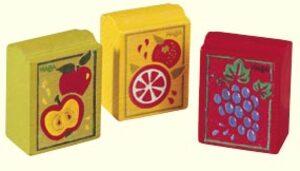 Kaufladen Fruchtsaft-Pack (MQ15) Haba;1458