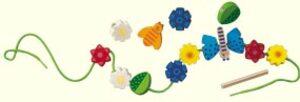 HABA Bambini-Perlen Blume ** 1971