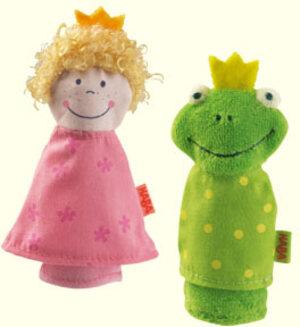 HABA Frosch und Prinzessin SV 2531