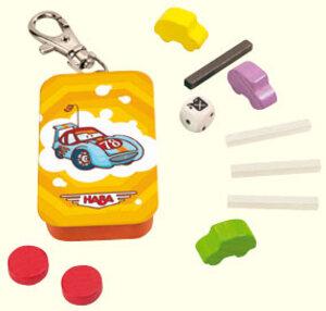 HABA Mini-Spiele Autorennen (MQ6) 2686