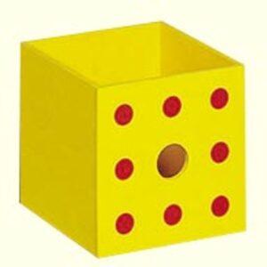 HABA Materialkiste Motiv gelb ** Haba;2850