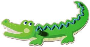 HABA Fädeltier Krokodil SALE 20231A1