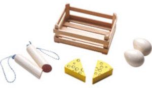 HABA Kaufladen-Set Wurst & Käse ** 300563