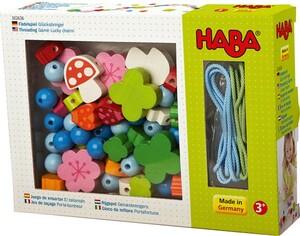 HABA Fädelspiel Glücksbringer 302636