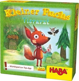 HABA Kleiner Fuchs Tierarzt 302797