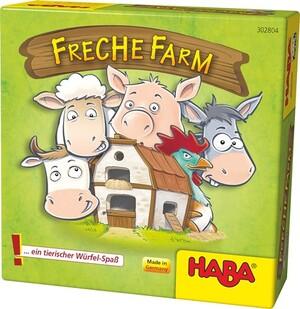 HABA Freche Farm 302804