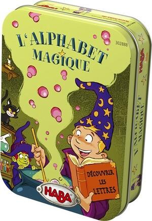 HABA L'alphabet magique 302888