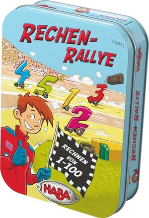 HABA Rechen-Rallye 302893