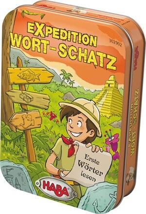 HABA Expedition Wort-Schatz (d) 302902