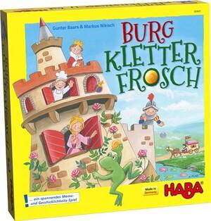 HABA Burg Kletterfrosch 303631