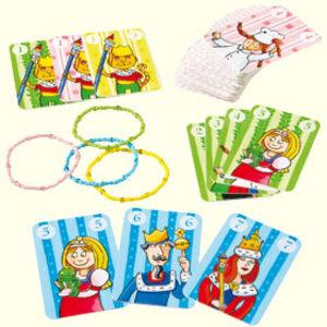 HABA Kartenspiel Prinzessin Rommi 4706
