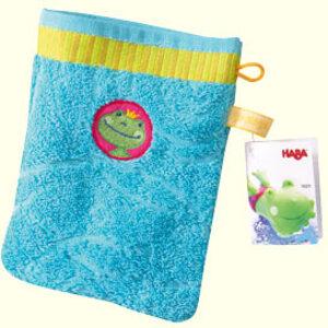 HABA Waschhandschuh Frosch HABA;5025