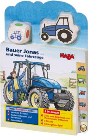 HABA Bauer Jonas & seine Fahrzeuge (d) ** HABA;5317