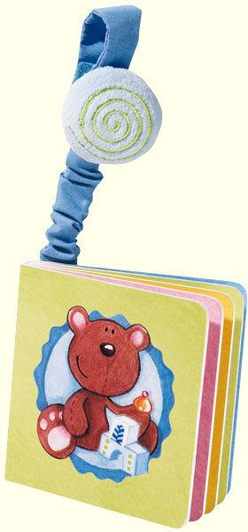 HABA Buggy Buch Mein erstes Spielzeug 5349