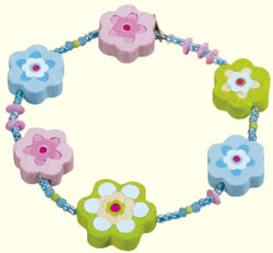 Armband Perlenblume SV 6847
