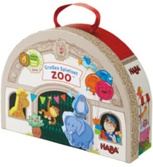 HABA Grosses Spielset Im Zoo 7633