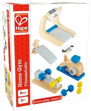 Hape Fitnessstudio 8tlg. 46E3458A