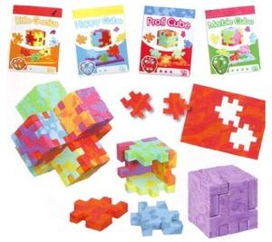 Happy Cube Little Genius Refill (6x2ass) SV 141200