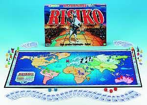 Hasbro Risk Deluxe 14538101