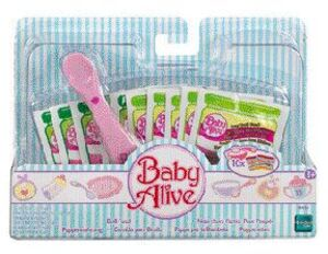 Hasbro Baby Alive Nahrung & Windel, Sortiment 186421480