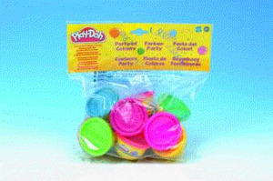 Play-Doh Party Pack, Display-Karton / Couleurs party, Display 22036186
