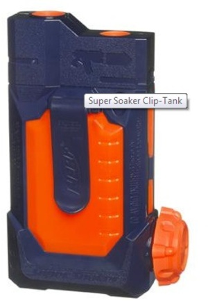 NERF Nerf Super Soaker Clip Tank 30029248