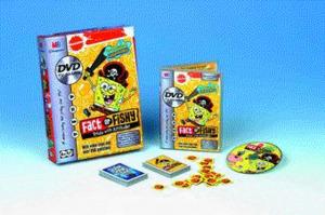 Spongebob DVD Brettspiel<br>Deutsch 296100