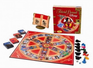 Hasbro Trivial Pursuit Disney 367103