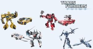 Hasbro Transformers Prime Deluxe 30037975