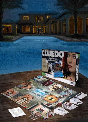 Hasbro Cluedo D 300387120
