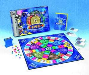 Hasbro Trivial Pursuit DVD Brettspiel 40466100