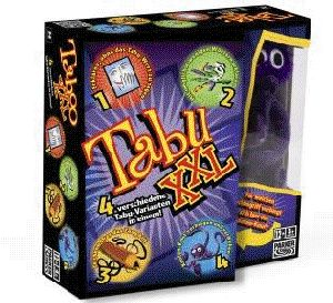 Hasbro THE BIG TABOO 300041990