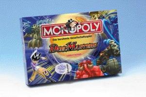 Hasbro MONOPOLY DUEL MASTERS 42030100