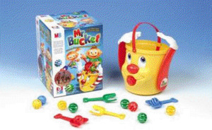 Hasbro Mr. Bucket 4245186