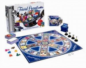 Trivial Pursuit Disney DVD <br>Französisch 42644101