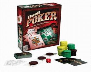 Hasbro Duell Poker 42746100