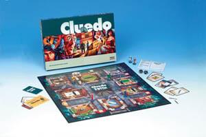 Hasbro Cluedo Classic 45101