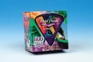 Hasbro Trivial Pursuit Jeu Compact Genus 45218101