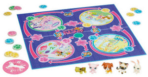 Littlest Pet Shop Littlest Pet Shop-Spiel 53679100