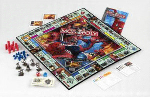 Hasbro Monopoly Spider-Man 3 53985100