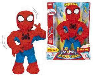 Hasbro Kribbel Krabbel Spider-Man 66260100