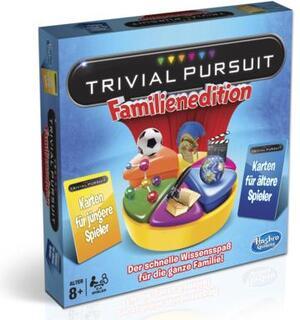 Hasbro Trivial Pursuit Familien Edition D 67113594