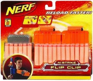 NERF N-Strike Flip Clip Nachfüllpack für Recon CS-6 (30Stk.) 92816148