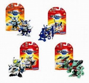 Hasbro BATTLE B-DAMAN BASIS FIGUREN 98047186