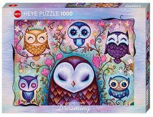 HEYE Great Big Owl Standard 1000 Teile 29768