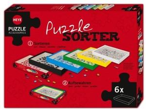 HEYE Puzzle Sorter mit 6 Sortierboxen 80590