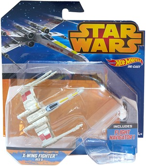 Hot Wheels Fisher-Price X-wing CGW67