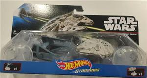 Hot Wheels Star Wars Rogue One Raumschiff 2er-Pack Mille DML96