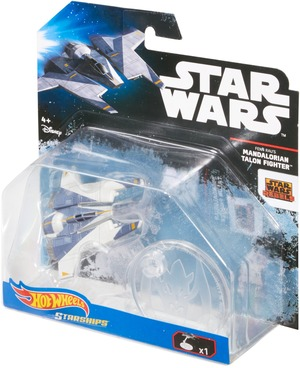 Hot Wheels Star Wars Rogue One Raumschiff Rebels Mandolorean DMP60